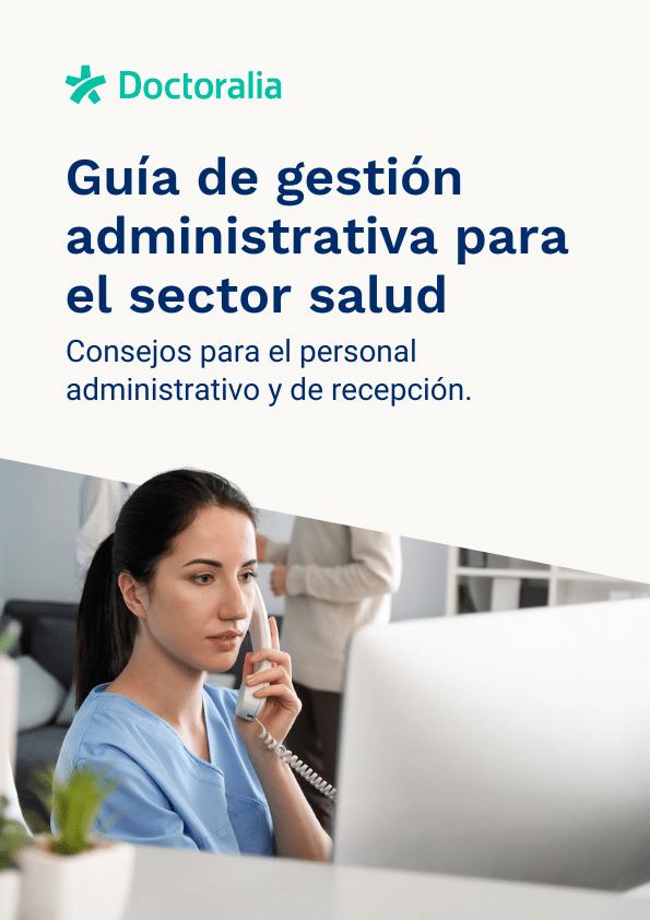 ES FAC eBook 1 - 5 claves para mejorar la gestión administrativa de su centro médico