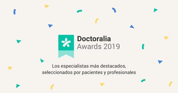 Doctoralia Awards 2019 (1)