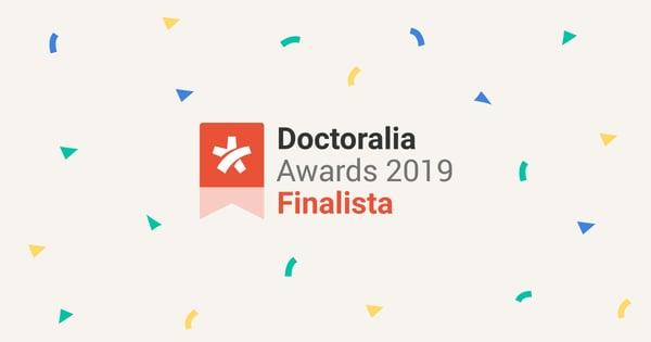 Doctoralia Awards 2019 Finalista