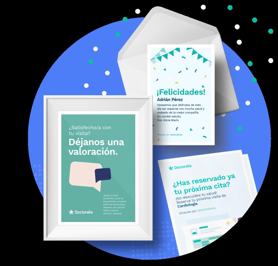 kit de marketing para clínicas