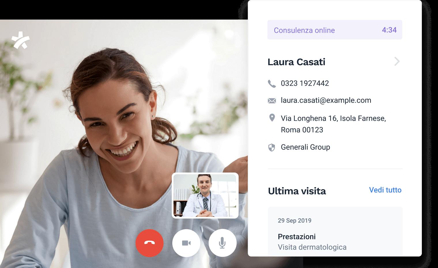 5 formas de mantener el contacto con los pacientes durante la cuarentena